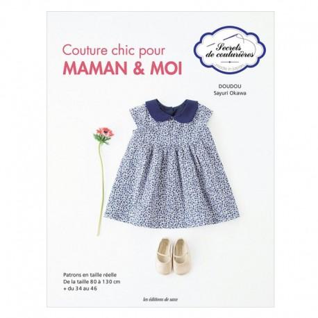 """Livre """"Couture chic pour maman et moi"""""""