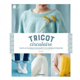 "Livre ""Tricot circulaire"""