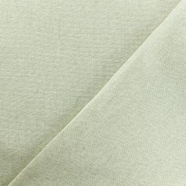 Tissu toile de coton lurex Méhrangarh - écru x 10cm