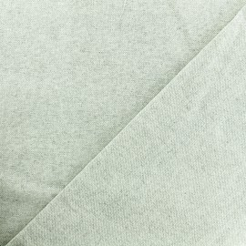 Lurex Cotton fabric - Raw Méhrangarh x 10cm