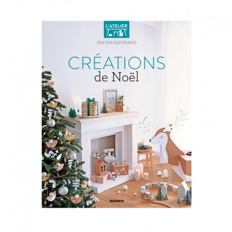 """Livre """"Créations de Noël"""""""