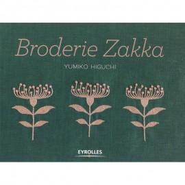 """Livre """"Broderie Zakka"""""""