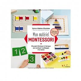 "Livre ""Mon matériel Montessori"""