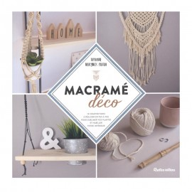 "Book ""Macramé Déco"""