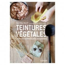 "Book ""Teintures végétales"""