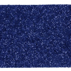 Glittery ribbon 5mm - navy x 1m