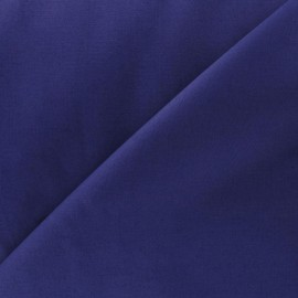Poplin Fabric - purple ink x 10cm