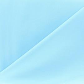 Poplin Fabric - baby blue x10cm