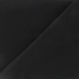 Poplin Fabric - Black x 10cm