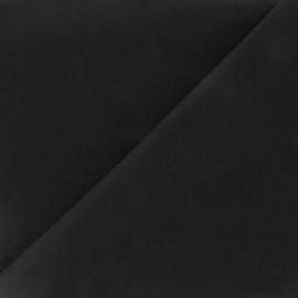 Tissu Popeline noire