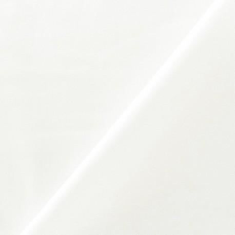 Poplin Fabric - Ecru x 10cm