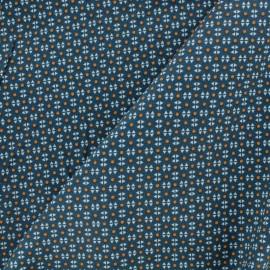 Tissu coton Petit Pan Mikado - Orage x 10cm