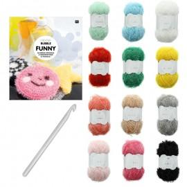 Tawashi Sponge Pack - Creative Bubble Yummy