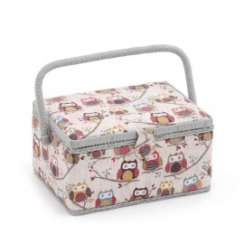 Medium Size Sewing Box - Hooti