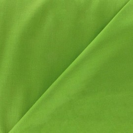 Cotton Voile Fabric - Moss Green x 10cm
