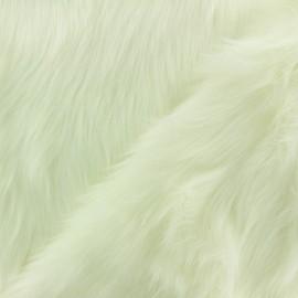 Fourrure Deluxe - écru x 10cm