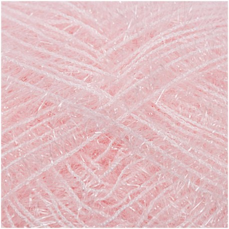 Tawashi Sponge Crochet Thread - Pink Bubble Creative