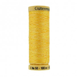 Multicolour Sewing Thread Gutermann 100m - Yellow