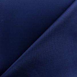 Tissu Néoprène uni - Bleu marine x 10cm