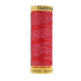 Multicolour Sewing Thread Gutermann 100m - Red