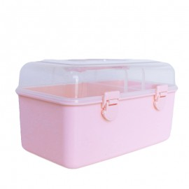 Special Sewing Storage Box - Pink