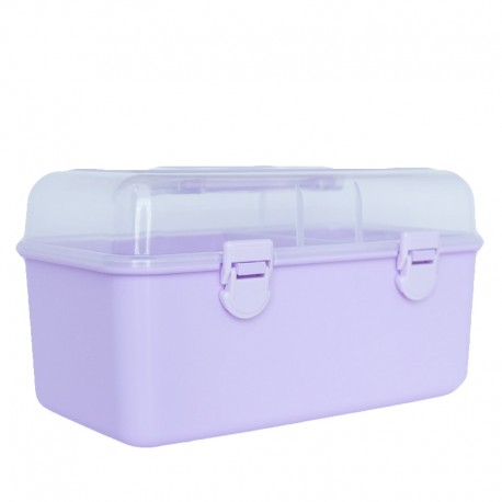Special Sewing Storage Box - Lilac