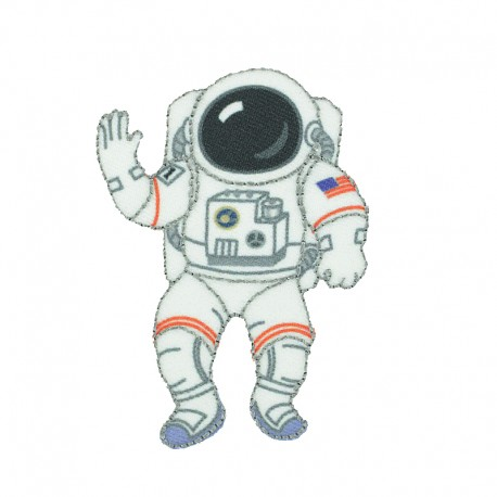 Thermocollant Astronaute de l'Espace