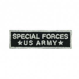 Thermocollant Collection Army - Argent Special Forces