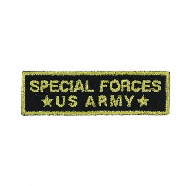Thermocollant Collection Army - Doré Special Forces
