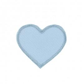 Thermocollant Collection Joliforme - Coeur Bleu