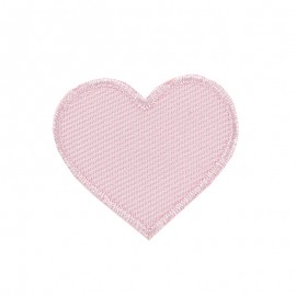 Thermocollant Collection Joliforme - Coeur Rose