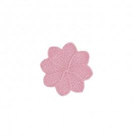 Thermocollant Brodé Florette - Rose