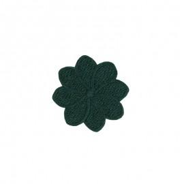 Thermocollant Brodé Florette - Vert