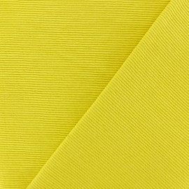 500 Rays Jersey fabric - yellow x 10cm