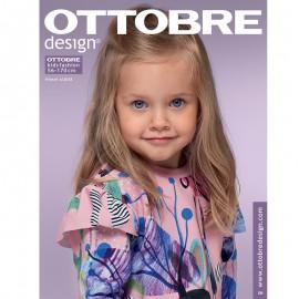 Patron Enfants Ottobre Design - 6/2018