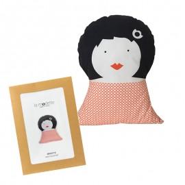 Kit Couture Coussin La Modette - Brigitte