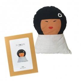 ♥ La Modette Sewing Set for Cushion - Yoko ♥