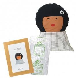 Kit Couture Coussin La Modette avec Ouate - Yoko