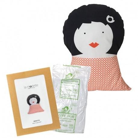 La Modette Sewing Set for Cushion with Padding - Brigitte