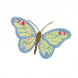 Thermocollant Collection Faune Irisée - Papillon