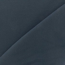Coat wool fabric Harold - blue x 10cm