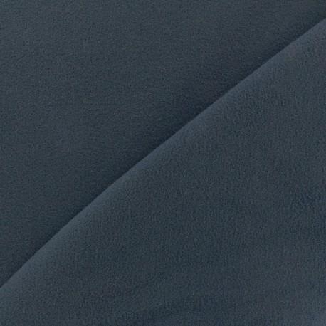 Tissu drap manteau Harold - bleu x 10cm