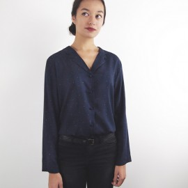 Shirt Sewing pattern - République du Chiffon Zélie