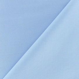Tissu Coton uni ciel