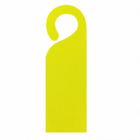 Plaque de Porte en Mousse EVA - Jaune