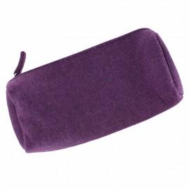 Felt Pencil Case to Customize - Purple