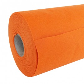 Rouleau de Feutrine 10 m - Orange