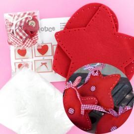 Kit Noël Étoile & Coeur