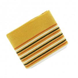 Leto Striped Ribbed Cuffs (110x7cm) - Vinty