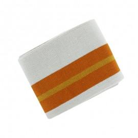 Campus Striped Ribbed Cuffs (110x7cm) - Vinty